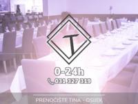Slika naslovnice sjedišta: Prenoćište Tina – Osijek, sala za sve prigode (http://amor.hr)