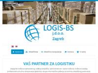 Slika naslovnice sjedišta: Logis-BS j.d.o.o. - Vaš partner za logistiku (http://logis-bs.hr)