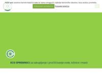 Slika naslovnice sjedišta: Eco Plast (http://eco-plast.hr/)