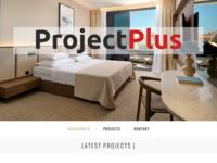 Slika naslovnice sjedišta: ProjectPlus, vl. Goran Krstičević (http://projectplus.com.hr)