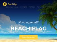 Slika naslovnice sjedišta: Beach Flag - Reklamne zastave (http://beachflag.com.hr)
