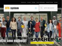 Slika naslovnice sjedišta: BTS-system d.o.o (http://www.bts-system.hr)