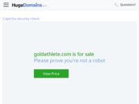 Slika naslovnice sjedišta: GoldAthlete - najbolji suplementi za Vaše potrebe! (http://www.goldathlete.com/)