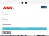 Slika naslovnice sjedišta: IRBI d.o.o. (http://irbi.hr/)
