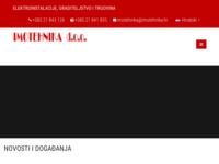 Slika naslovnice sjedišta: Imotehnika elektroinstalacije (http://imotehnika.hr/)