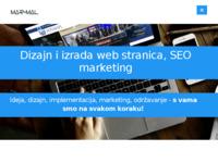 Slika naslovnice sjedišta: Web dizajn i izrada web stranica - MAR-MAL (http://mar-mal.hr/)