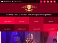 Slika naslovnice sjedišta: Sala Glembay - Vjenčanja, krstitke, maturalne večeri, eventi, seminari, karmine, razne obiteljske i (http://www.glembay.eu/)