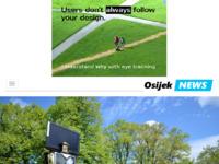 Slika naslovnice sjedišta: OsijekNews.hr – samo bitno! (http://www.osijeknews.hr)