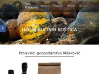 Slika naslovnice sjedišta: OPG Milaković (http://www.opgmilakovic.hr)