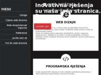 Slika naslovnice sjedišta: tb web rješenja- Izrada web stranica, web dizajn i programiranje (http://trebalobi.hr)