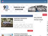 Slika naslovnice sjedišta: Šahovski klub Dubrovnik (http://www.skdubrovnik.hr)