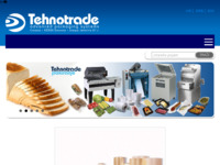 Slika naslovnice sjedišta: Tehnotrade d.o.o. Daruvar · napredni sistemi pakiranja (http://tehnotrade.eu)