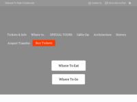 Frontpage screenshot for site: Dubrovačke gradske zidine - Grad Dubrovnik (http://www.wallsofdubrovnik.com)