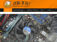 Slika naslovnice sjedišta: NB-TD d.o.o. (http://nb-td.hr)