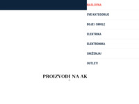 Frontpage screenshot for site: Sea Power d.o.o. (http://www.seapower.hr)