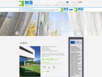 Slika naslovnice sjedišta: PVC Stolarija, prozori, vrata i stijene - Iks Fenster (http://www.iks-fenster.hr)