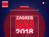 Slika naslovnice sjedišta: ZAGREB BREND FORUM - ZBF (http://www.zbf.hr)