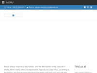Frontpage screenshot for site: Smještaj Kornati (http://adriatic-island-for-rent.com/)