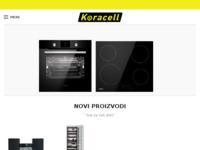 Slika naslovnice sjedišta: Koracell d.o.o. (http://www.koracell.hr)