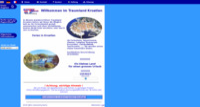 Frontpage screenshot for site: Turisticka ponuda za Hrvatsku (http://www.kroatien-ferien.com/)