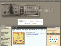 Slika naslovnice sjedišta: Osnovna škola Rovišće (http://os-rovisce.skole.hr)