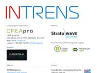 Slika naslovnice sjedišta: INTRENS razvoj naprednih poslovnih rješenja i savjetovanje (http://www.intrens.hr)