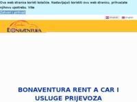 Slika naslovnice sjedišta: Rent A Car Korčula – Bonaventura (http://www.bonaventura.co)