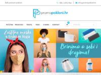 Slika naslovnice sjedišta: Poslovni pokloni - Jedinstveni promo poslovni pokloni za sve prigode – Promo pokloni (http://www.promopokloni.hr)