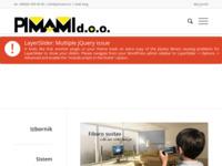 Frontpage screenshot for site: Pametne kuće Fibaro - Pimami d.o.o. (http://fibaro.com.hr)