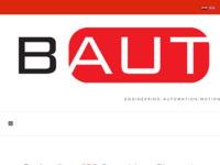 Frontpage screenshot for site: Butumović automatizacija (http://www.baut.hr)