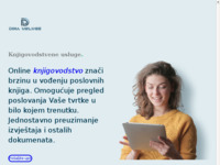 Frontpage screenshot for site: (http://www.xn--ina-usluge-ukb.hr)