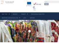 Frontpage screenshot for site: KUD Čiče - Novo Čiče (http://kud-cice.hr/)