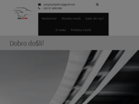 Slika naslovnice sjedišta: Auto Petar d.o.o. - Prodaja rabljenih vozila (http://autopetar.hr)