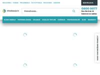 Frontpage screenshot for site: Klimatizacija.hr - Klima Uređaji Vrhunske Kvalitete (http://klimatizacija.hr)
