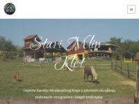Slika naslovnice sjedišta: Stari Mlin (http://www.starimlin-klet.com.hr)