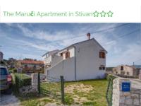 Frontpage screenshot for site: Apartman za ljubitelje prirode na otoku Cresu (http://www.stivan52.com)
