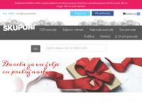 Frontpage screenshot for site: Najviše novih kupona - SKUPONI (http://www.skuponi.com.hr)