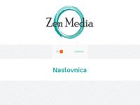 Slika naslovnice sjedišta: Zen Media (http://www.zenmedia.hr/)