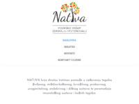 Slika naslovnice sjedišta: Shiatsu - Thai Masaža - Fitoterapija - Aromaterapija – Nativa Bodywork (http://www.nativabodywork.hr/)