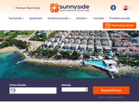 Slika naslovnice sjedišta: Sunnyside Apartmani Petrčane - Sunčana strana Vašeg odmora! (http://sunnyside.hr)
