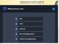 Frontpage screenshot for site: Moje-pravo - Besplatni pravni savjetnik - forum (http://www.moje-pravo.com)