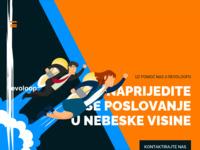 Slika naslovnice sjedišta: Revoloop - Izrada internet stranica, programiranje i dizajn (http://revoloop.hr)