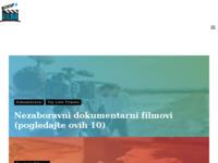 Frontpage screenshot for site: Svijet filma - Novosti, recenzije, informacije iz svijeta serija i filmova. (http://svijetfilma.eu)