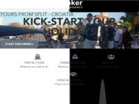 Slika naslovnice sjedišta: Booker - Transferi i Izleti - Taxi prijevoz (http://booker.hr)