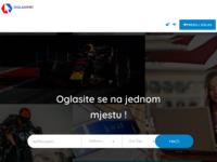 Slika naslovnice sjedišta: Oglasite se na jednom mjestu! - Oglasnik oglasiMe! (http://oglasime.com.hr)