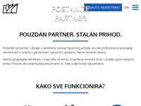Frontpage screenshot for site: Veronika Grupa Integralni Hotel (http://www.veronikagrupa.hr)
