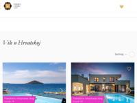 Frontpage screenshot for site: Luksuzne vile u Hrvatskoj, Ponuda vile  - Croatia Luxury Rent (http://www.croatialuxuryrent.com/hr/sve/luksuzne/vile/hrvatska#)