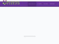 Slika naslovnice sjedišta: Finkom - obrt za usluge čišćenja (http://www.finkom.hr)