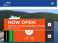 Frontpage screenshot for site: (https://seapetrolstation.com/hr)