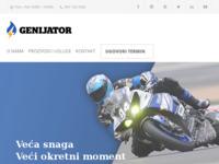 Slika naslovnice sjedišta: Genijator – Čišćenje motora (https://www.genijator.com)